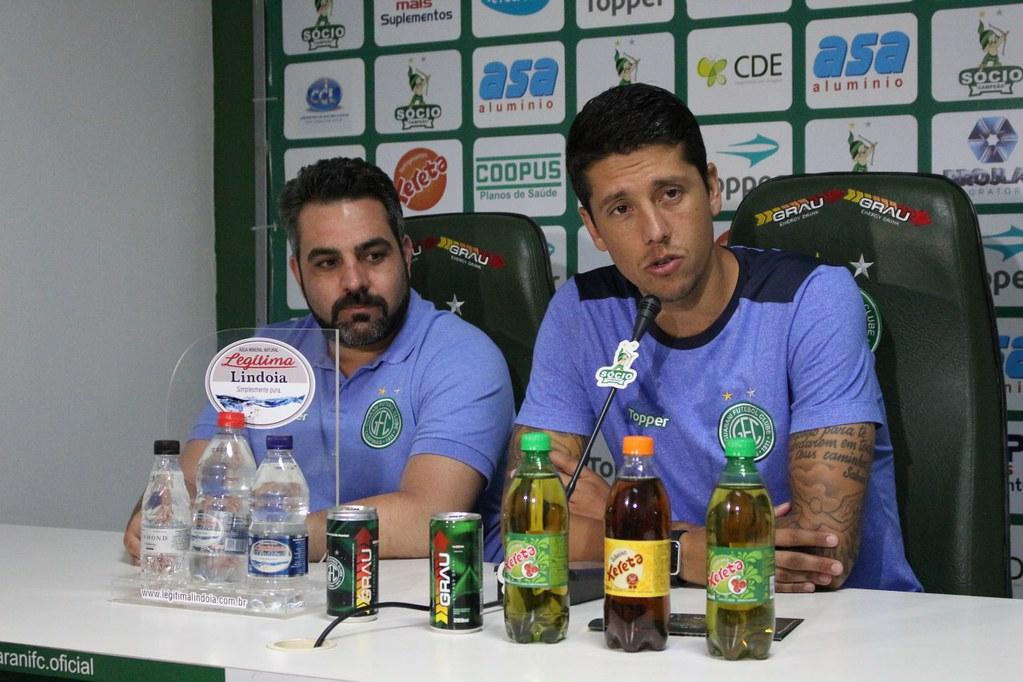 Foto: André Albuquerque/Guarani FC